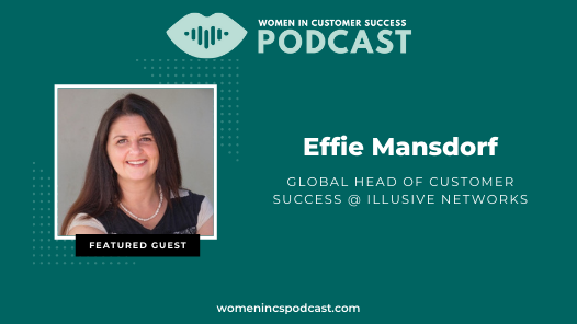 How To Succeed In a Male-Dominated Environment – Effie Mansdorf