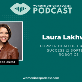 How to Advocate for your Team – Laura Lakhwara