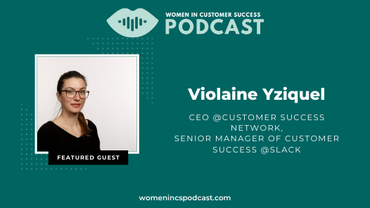 The Role of Customer Success Communities – Violaine Yziquel
